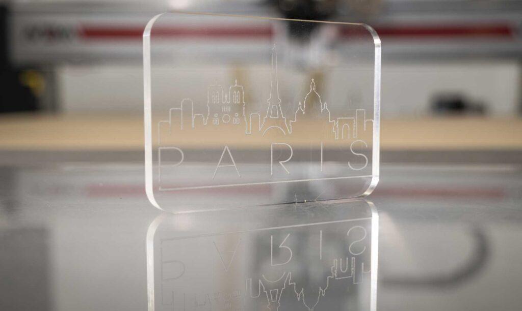 Pantografi per incisione e lavorazione plexiglass Automa Visio